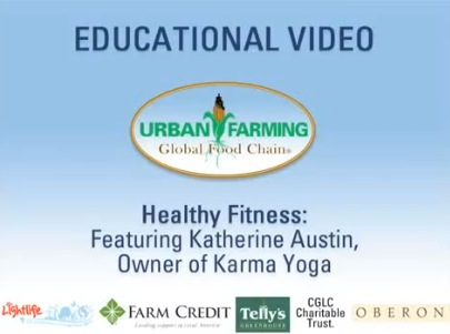 Healthy Fitness: Featuring Katherine Austin, Owner of Karma Yoga